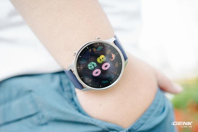 Trên tay Xiaomi Mi Watch Color tại VN: Giá rẻ và đáng mua hơn Mi Watch - Ảnh 18.
