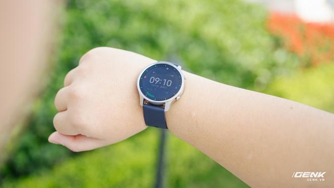 Trên tay Xiaomi Mi Watch Color tại VN: Giá rẻ và đáng mua hơn Mi Watch - Ảnh 8.