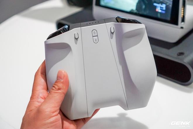 [CES 2020] Trên tay PC gaming nhỏ gọn Alienware Concept UFO: Phiên bản Nintendo Switch phóng to? - Ảnh 5.