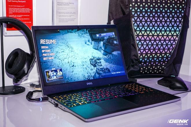 [CES 2020] Trên tay laptop gaming Dell G5 SE: Thiết kế hầm hố, linh kiện AMD lên ngôi - Ảnh 8.