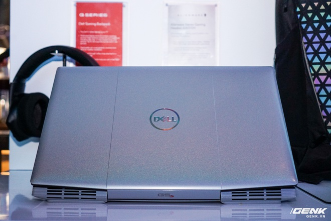 [CES 2020] Trên tay laptop gaming Dell G5 SE: Thiết kế hầm hố, linh kiện AMD lên ngôi - Ảnh 6.
