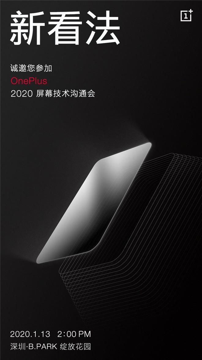 OnePlus 8 sẽ được trang bị màn hình 120Hz - Ảnh 1.
