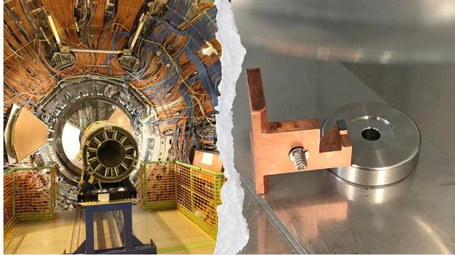 Các nhà khoa học chế tạo được máy gia tốc hạt tí hon: chỉ nhỏ bằng nửa sợi tóc, đặt vừa trên một con chip - Ảnh 1.