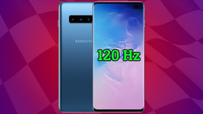Tại sao tần số quét 120Hz trên màn hình Galaxy S20 chỉ dành cho độ phân giải Full HD+? - Ảnh 1.