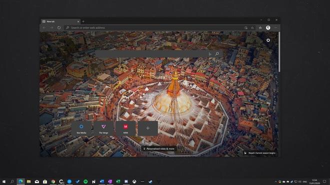 Microsoft chính thức ra mắt trình duyệt Edge Chromium mới: Giống Chrome, dùng chung extension, đã có thể tải về - Ảnh 2.