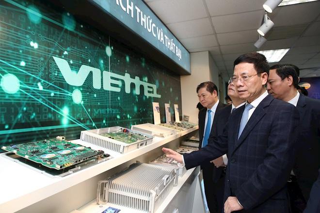 Viettel chính thức làm chủ công nghệ mạng 5G, sẽ thương mại hoá vào tháng 6/2020 - Ảnh 1.