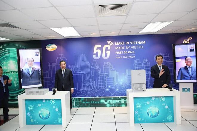 Viettel chính thức làm chủ công nghệ mạng 5G, sẽ thương mại hoá vào tháng 6/2020 - Ảnh 2.