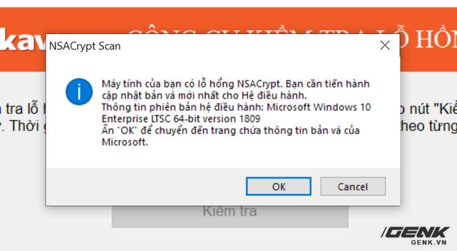 BKAV tung công cụ phát hiện lỗ hổng nghiêm trọng của Windows 10 - Ảnh 3.