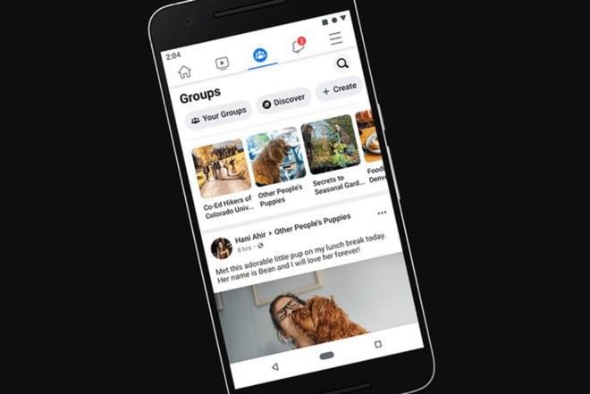 Đây là mọi thứ bạn cần biết về đợt đại tu giao diện mới của Facebook - Ảnh 1.