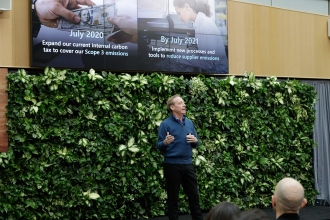 Microsoft cam kết giảm lượng carbon thải ra, đầu tư 1 tỷ USD vào công nghệ thu thập và lưu trữ CO2 trong không khí - Ảnh 3.