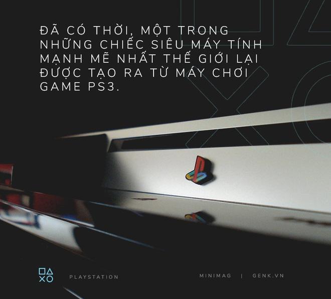 Câu chuyện về chiếc siêu máy tính được tạo ra từ những chiếc máy PlayStation 3 - Ảnh 2.