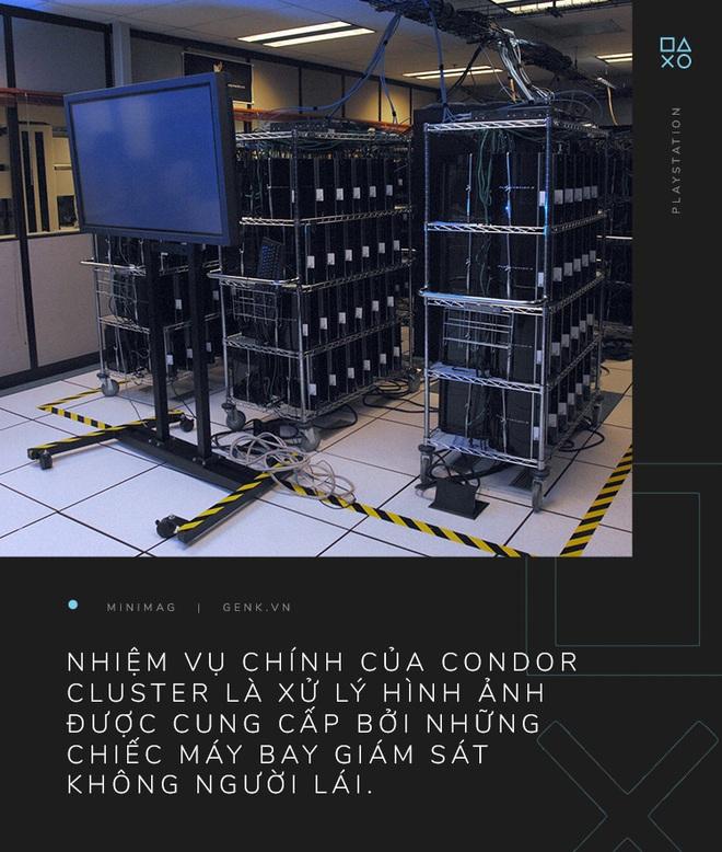 Câu chuyện về chiếc siêu máy tính được tạo ra từ những chiếc máy PlayStation 3 - Ảnh 12.