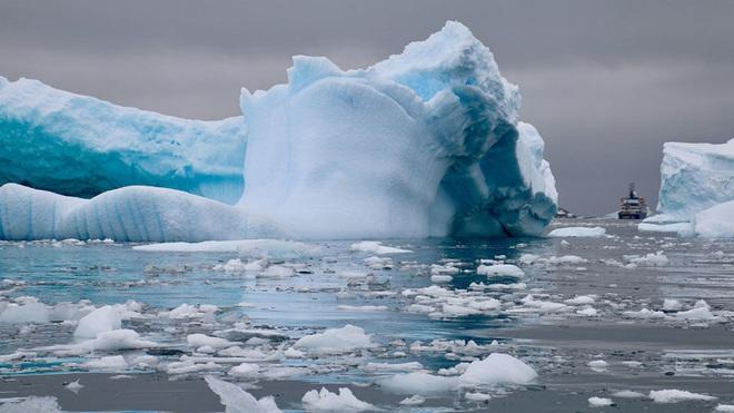 Nghiên cứu mới: Băng Bắc Cực tan là do tủ lạnh và điều hòa cũ nhà bạn đấy - Ảnh 1.