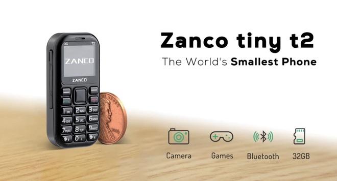 Cận cảnh chiếc điện thoại nhỏ nhất thế giới: có màn hình 1 inch và cả camera, chơi được game xếp hình, rắn săn mồi các kiểu - Ảnh 2.