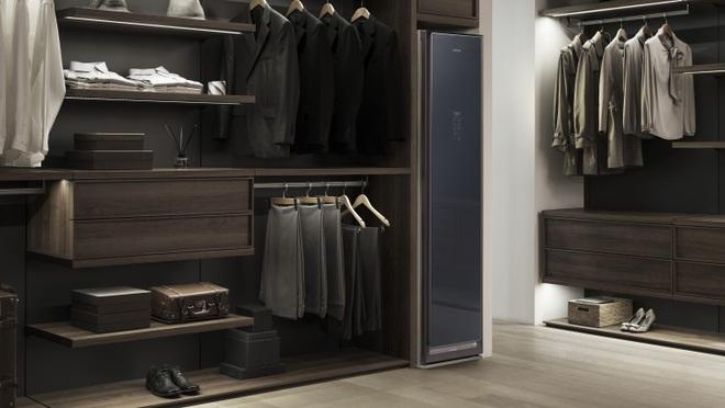 Samsung AirDresser giúp bạn vệ sinh quần áo mà không cần giặt chúng - Ảnh 2.