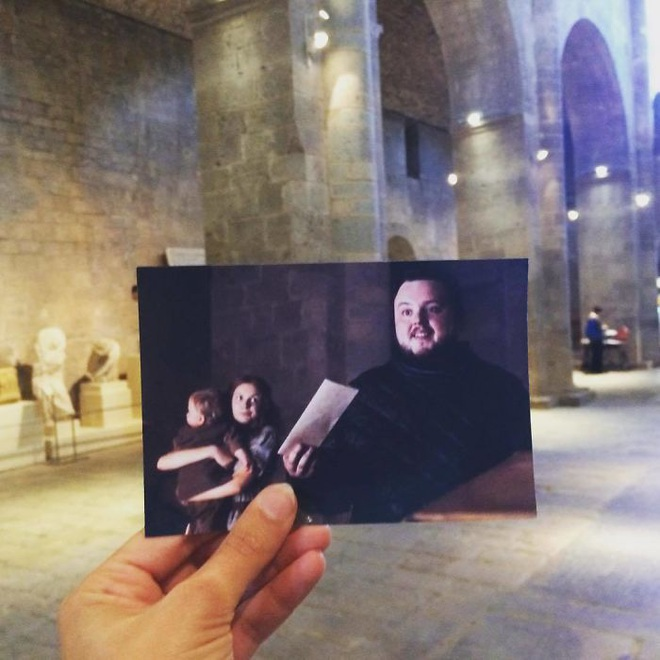[Chùm ảnh] Nữ blogger du ngoạn khắp Châu Âu để tìm ra những địa điểm quay Game of Thrones - Ảnh 15.