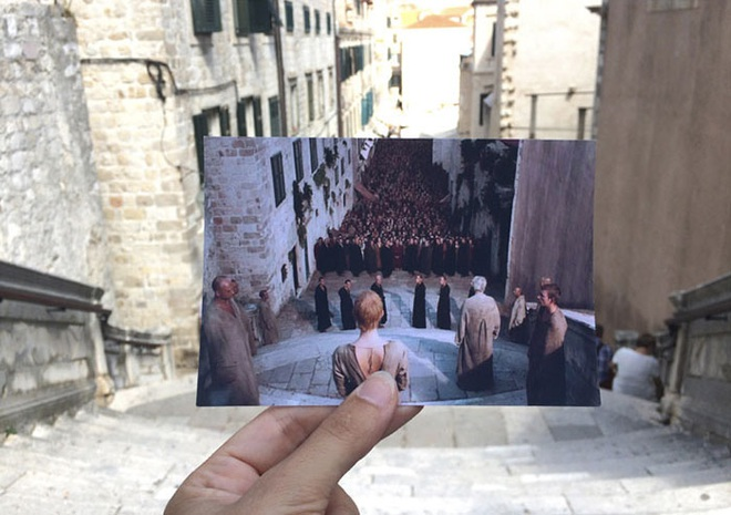 [Chùm ảnh] Nữ blogger du ngoạn khắp Châu Âu để tìm ra những địa điểm quay Game of Thrones - Ảnh 2.