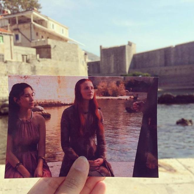 [Chùm ảnh] Nữ blogger du ngoạn khắp Châu Âu để tìm ra những địa điểm quay Game of Thrones - Ảnh 23.