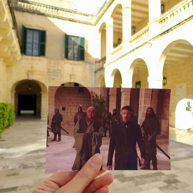 [Chùm ảnh] Nữ blogger du ngoạn khắp Châu Âu để tìm ra những địa điểm quay Game of Thrones - Ảnh 29.