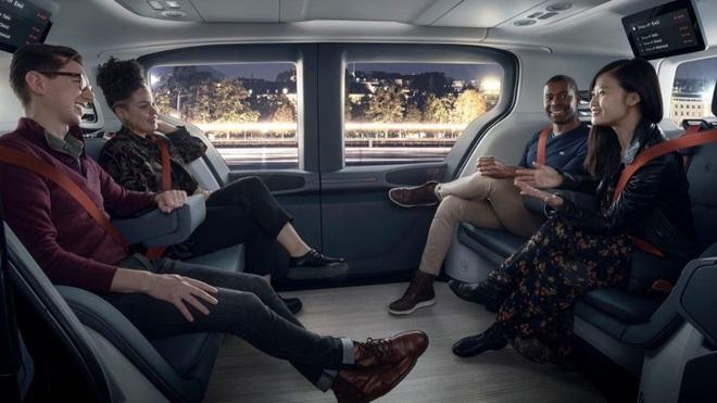 Hãng ô tô GM tiết lộ chiếc xe tự lái hoàn toàn, không có cả bánh lái và chân ga - Ảnh 2.