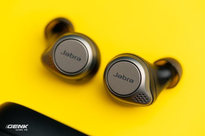 Trải nghiệm tai nghe true-wireless Jabra Elite 75t: Phá tan sự nhàm chán - Ảnh 13.