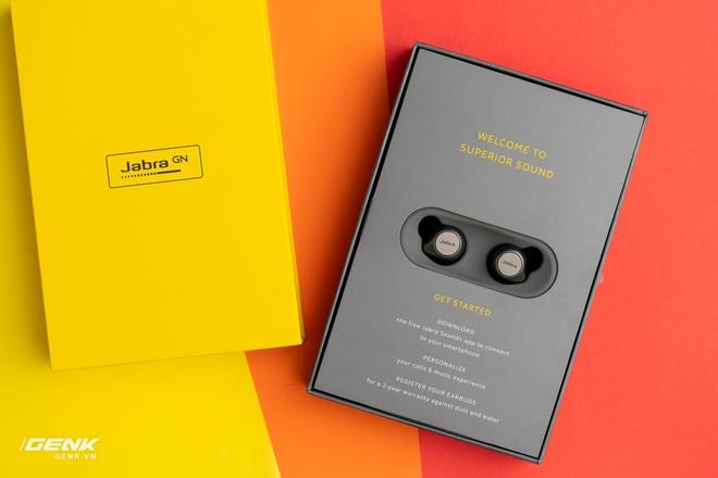 Trải nghiệm tai nghe true-wireless Jabra Elite 75t: Phá tan sự nhàm chán - Ảnh 2.