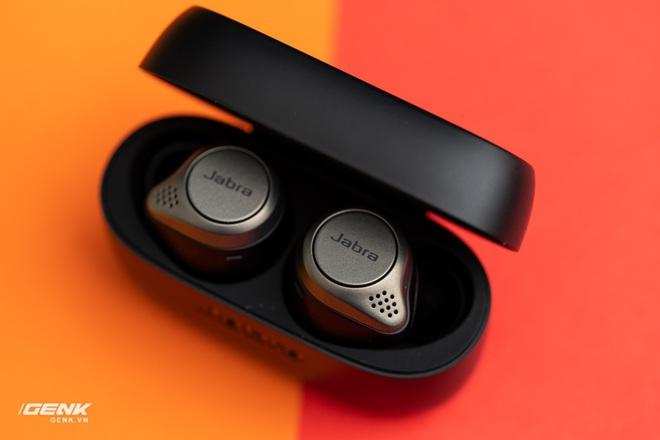 Trải nghiệm tai nghe true-wireless Jabra Elite 75t: Phá tan sự nhàm chán - Ảnh 4.
