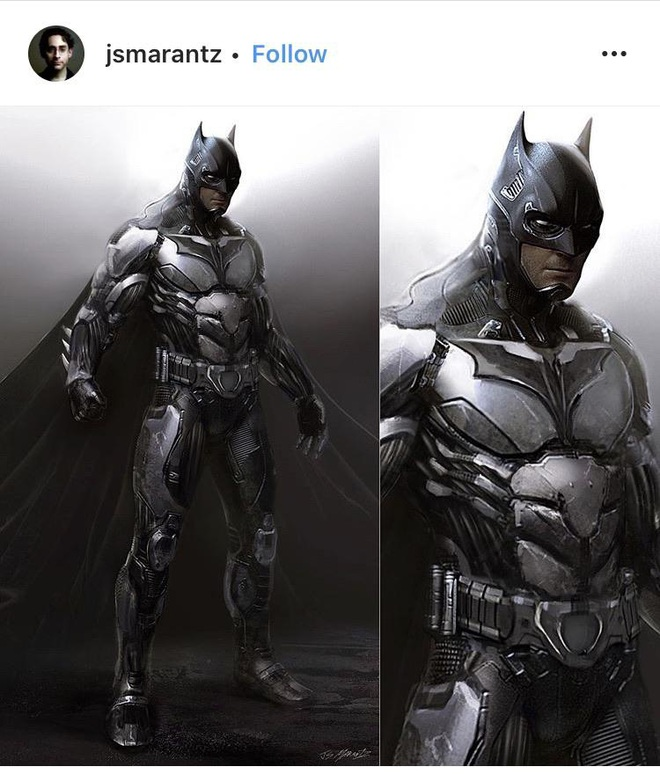 Đáng lẽ Batman đã mặc bộ giáp này khi choảng nhau với Superman trong Dawn of Justice - Ảnh 2.