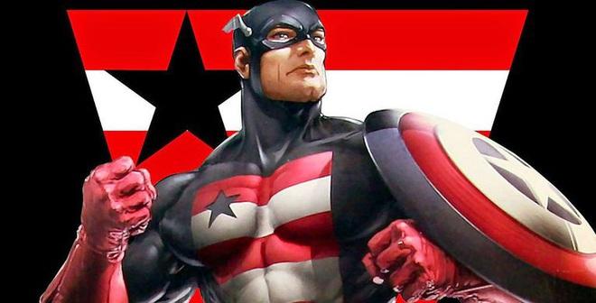 Cầm tấm khiên trứ danh trên tay, siêu anh hùng US Agent xuất hiện tại trường quay của The Falcon and The Winter Soldier - Ảnh 1.