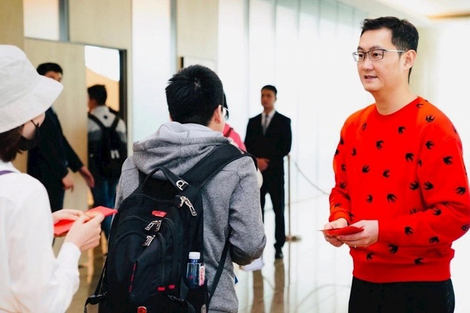 Virus viêm phổi lạ hoành hành, ông chủ Tencent hủy luôn truyền thống phát lì xì cho nhân viên - Ảnh 1.