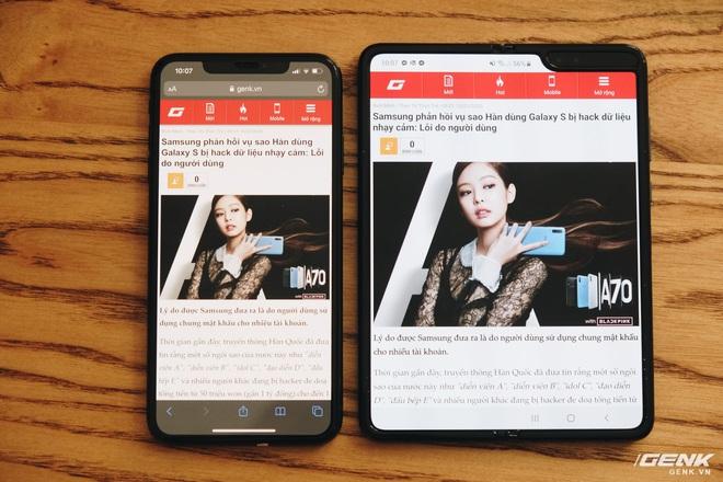 Galaxy Fold: Chiếc smartphone dành cho các sếp - Ảnh 2.