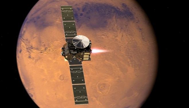 Trung Quốc rục rịch phóng tàu thăm dò Sao Hỏa vào tháng 7 tới - Ảnh 2.