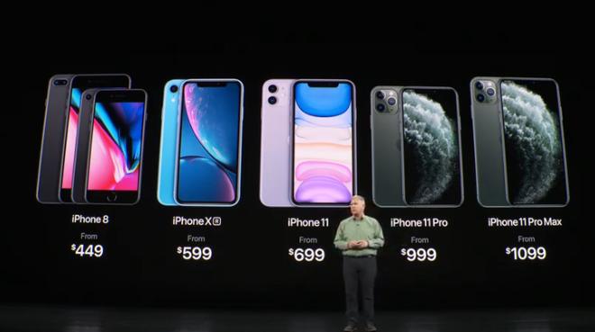 Cứ tưởng là iPhone hết thời rồi, ai ngờ - Ảnh 2.