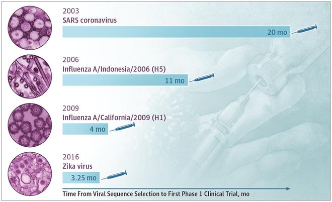 Bao giờ các nhà khoa học mới điều chế xong vắc-xin cho chủng virus corona mới ở Trung Quốc? - Ảnh 5.