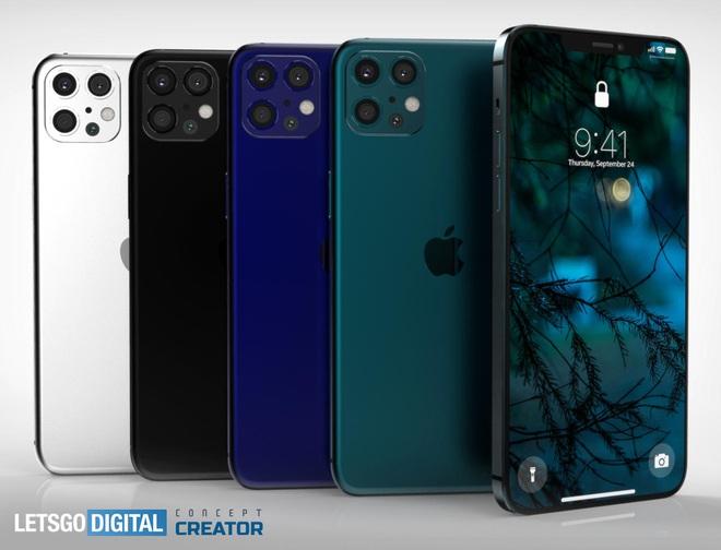 iPhone 12 sẽ bao gồm 4 mẫu máy, trong đó có một mẫu mang tên 12 mini? - Ảnh 1.