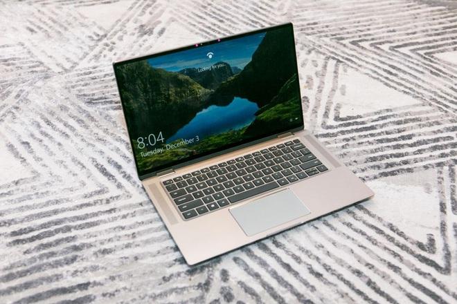 [CES 2020] Dell giới thiệu Latitude 9510, tích hợp cả 5G và AI, thời lượng pin đến 30 giờ - Ảnh 2.