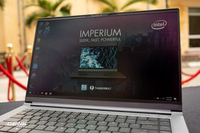 Trên tay laptop cộp mác Việt VGS Imperium: Thiết kế đơn giản giấu cấu hình mạnh mẽ - Ảnh 4.