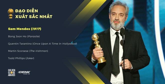 Quả cầu vàng 2020: Parasite bất ngờ ăn giải, Joaquin Phoenix ẵm danh hiệu Nam chính xuất sắc, Quentin Tarantino thắng lớn - Ảnh 5.