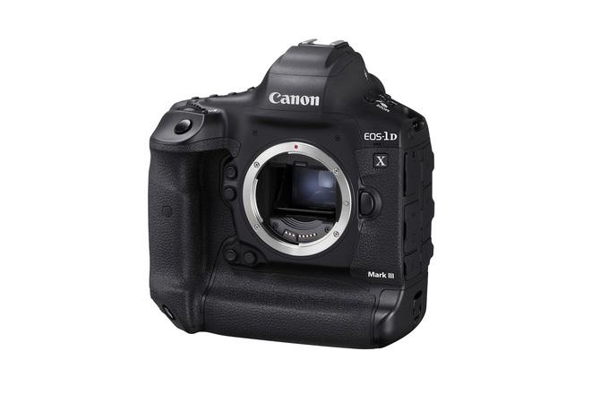 [CES 2020] Canon 1DX Mark III ra mắt: Chip Digic X mới, chụp liên tiếp 20fps, quay video RAW, giá 150 triệu đồng - Ảnh 1.