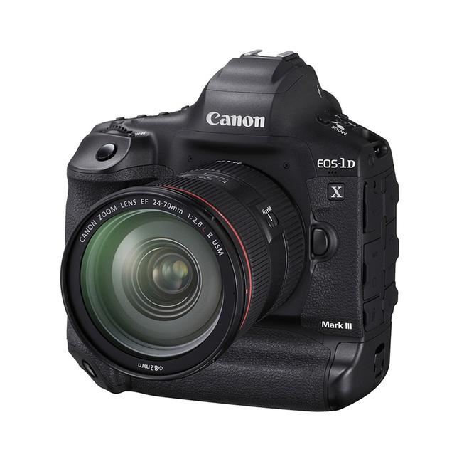 [CES 2020] Canon 1DX Mark III ra mắt: Chip Digic X mới, chụp liên tiếp 20fps, quay video RAW, giá 150 triệu đồng - Ảnh 4.