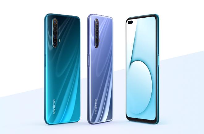 Realme X50 5G ra mắt: Màn hình 6,57 inch 120Hz, chip Snapdragon 765G, tản nhiệt 5 lớp, pin 4.200mAh, giá bán từ 360 USD - Ảnh 1.