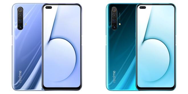 Realme X50 5G ra mắt: Màn hình 6,57 inch 120Hz, chip Snapdragon 765G, tản nhiệt 5 lớp, pin 4.200mAh, giá bán từ 360 USD - Ảnh 2.