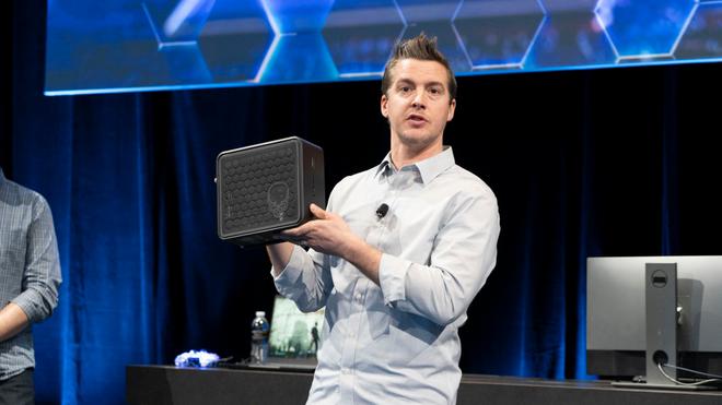 [CES 2020] Với Razer Tomahawk, tự lắp một dàn PC chiến game chưa bao giờ dễ dàng hơn - Ảnh 5.