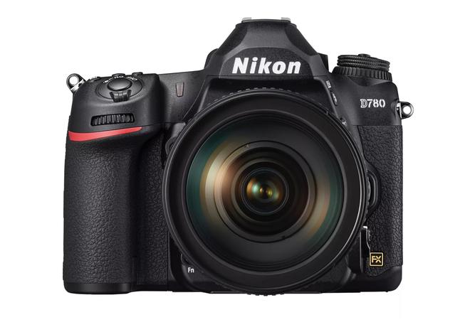 [CES 2020] Nikon ra mắt máy ảnh Full-frame D780: Cảm biến 24MP, quay phim 4K - Ảnh 1.