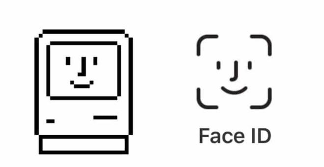 Samsung sao chép y nguyên biểu tượng Face ID của Apple - Ảnh 2.