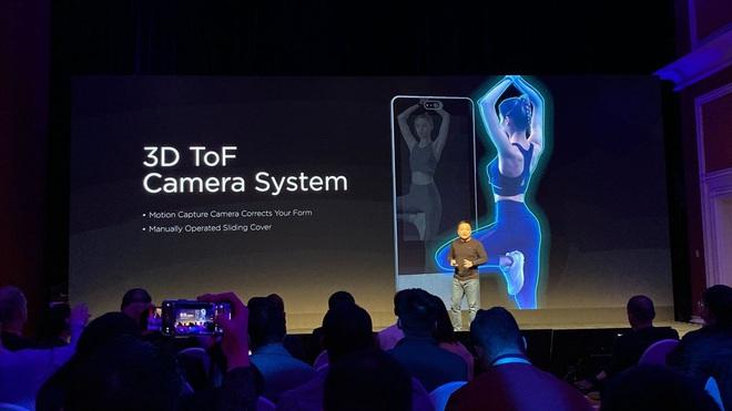 [CES 2020] Amazfit HomeStudio: phòng gym tại gia với gương soi 56-inch, màn hình 43-inch, camera 3D - Ảnh 6.