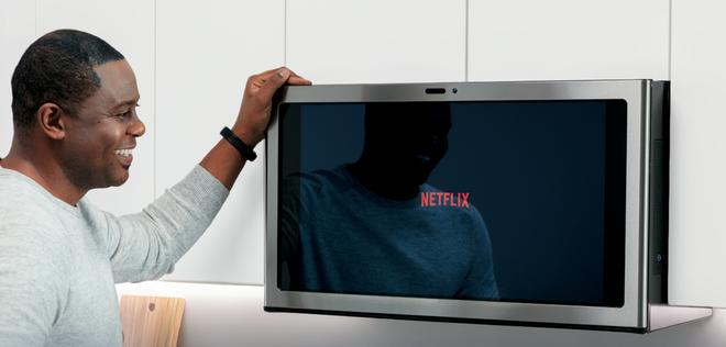 [CES 2020] Đây là lò vi sóng dành cho dân nghiện phim: có màn hình cảm ứng 27-inch để xem Netflix - Ảnh 5.