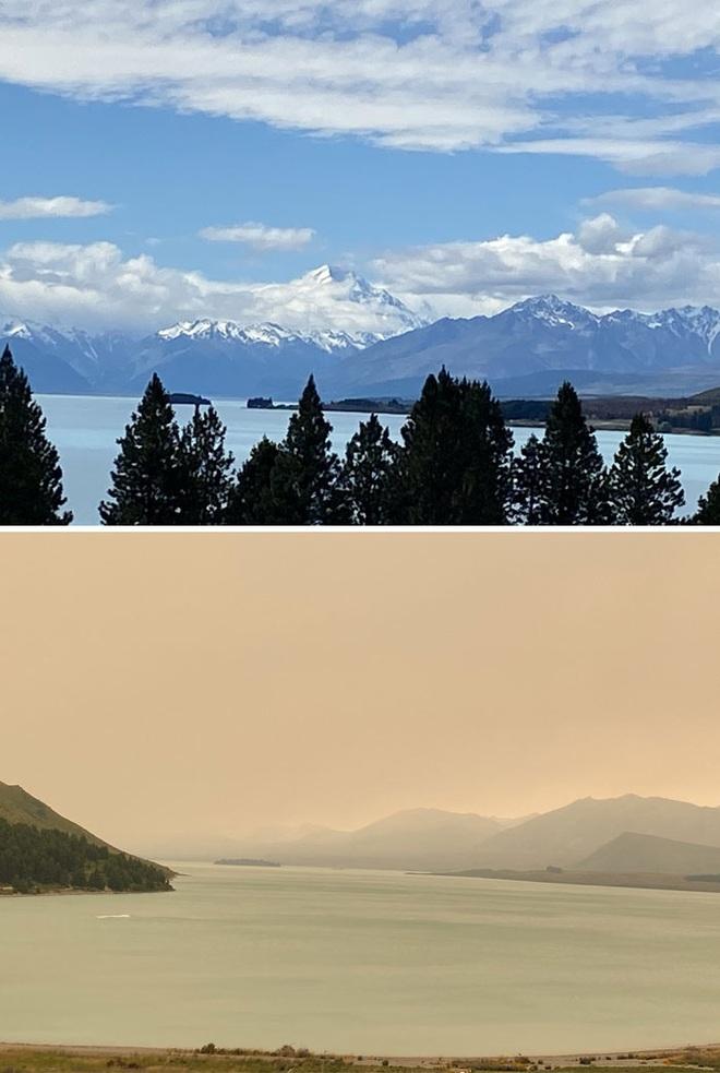 Chùm ảnh đau lòng: Nước Úc trước và sau khi ngọn lửa hung tàn quét qua - Ảnh 13.