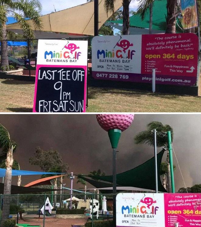 Chùm ảnh đau lòng: Nước Úc trước và sau khi ngọn lửa hung tàn quét qua - Ảnh 20.