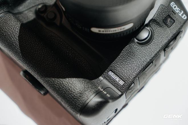 [CES 2020] Cận cảnh bộ đôi quái vật Canon EOS 1DX Mark III và EOS Ra - Ảnh 2.
